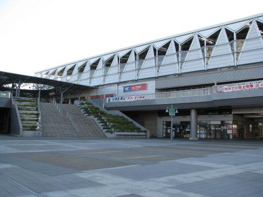 首都圏新都市鉄道つくばエクスプレス 守谷駅 中央西口