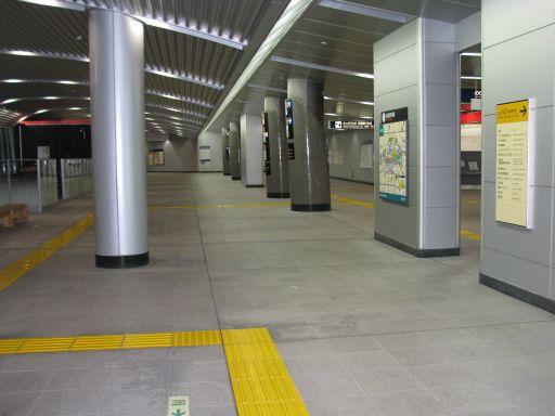 首都圏新都市鉄道つくばエクスプレス つくば駅 改札外