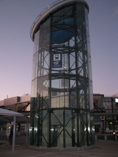 首都圏新都市鉄道つくばエクスプレス つくば駅 A3出口エレベータ
