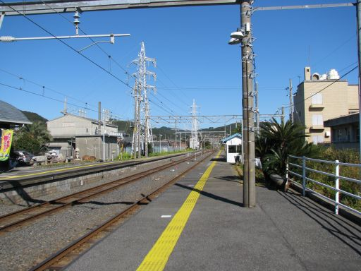JR内房線 和田浦駅 ホーム全景
