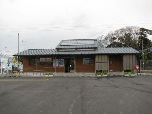 JR内房線 南三原駅 駅舎
