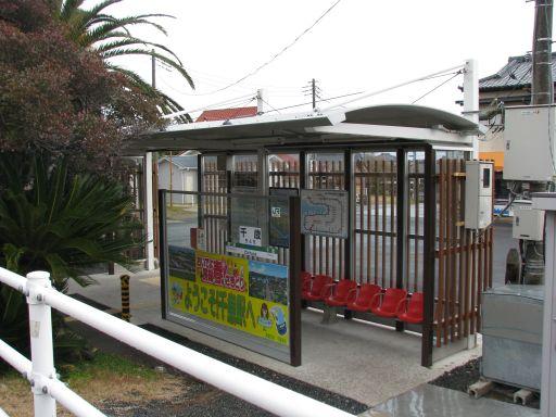 JR内房線 千歳駅 駅舎(ホーム側)