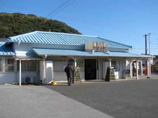JR内房線 浜金谷駅 駅舎