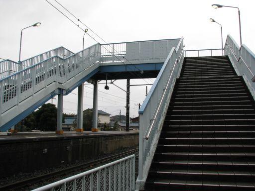 JR内房線 大貫駅 跨線橋