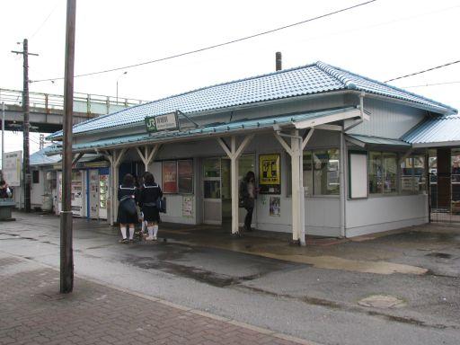 JR内房線 青堀駅 駅舎