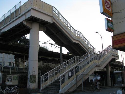 JR内房線 長浦駅 北口入口