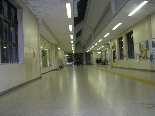 JR内房線 姉ヶ崎駅 改札外通路