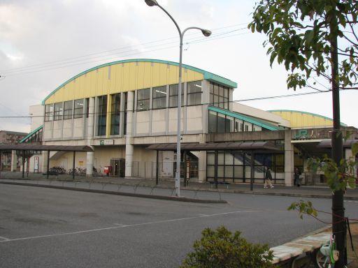 JR内房線 八幡宿駅 西口