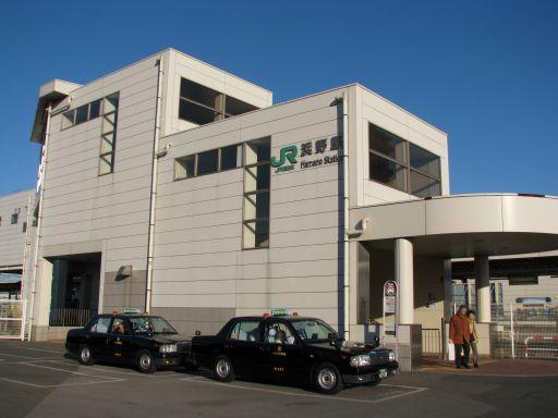 JR内房線 浜野駅 西口