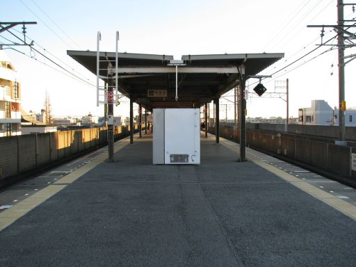 JR外房線 本千葉駅 ホーム全景