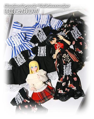 お洋服、大量生産中~!!