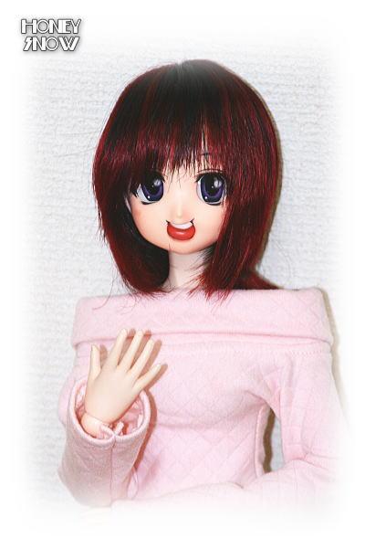 50、60サイズ 【オフショルダーワンピ】 ピンク