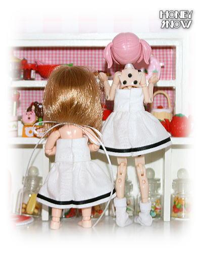 1/12DOLL 【シンプルワンピ】