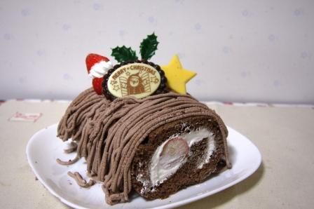 クリスマスケーキ2008-2