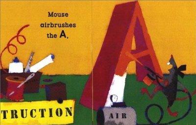 Alphabet mouse 2