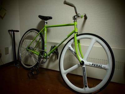 ROGISAN's BIKE IN MY HOME