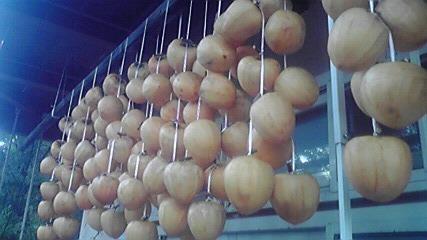 2010干し柿