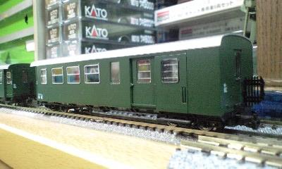 Rocoのナロー客車