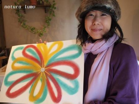 naoさんサロンの絵2010.2.17