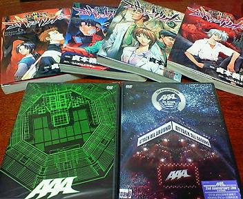 漫画&DVD