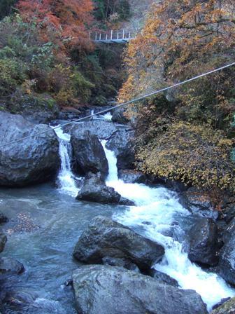 大柳川渓谷2