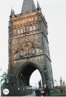 旧市街側塔