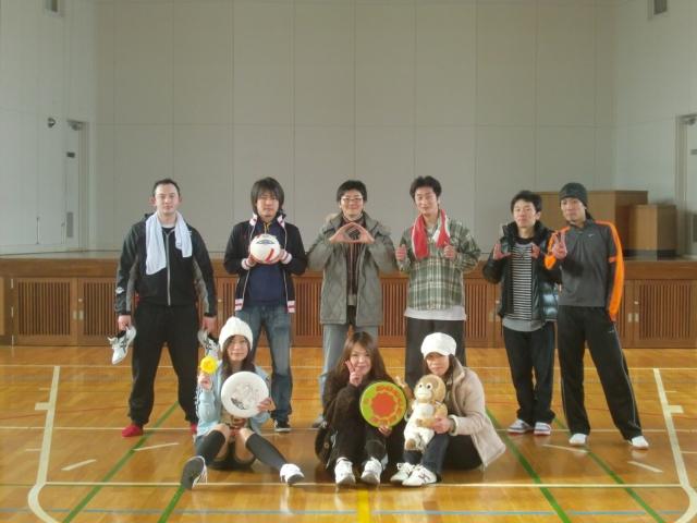 S.F.D.C(SapporoFlyingDiscClub)...