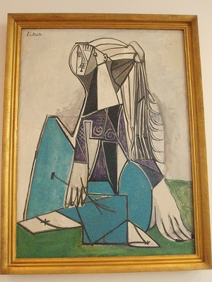 s-Picasso-Portrait of Sylvette David