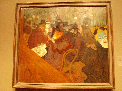 s-Lautrec-At the Moulin Rouge