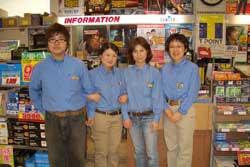店舗スタッフ-刈谷