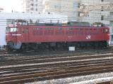 青森のEF81136。