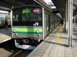 横浜線205系。