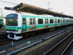 常磐線E231系 上野にて撮影。