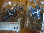 日本の翼コレシークレット2種が・・・。