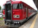 磐越西線の455系は下回りが明るいグレーらしい。