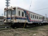 元鹿島臨海鉄道のキハ202。
