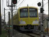 N101系更新車両。