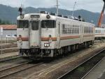 キハ48。 高山駅にて