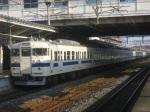 勝田区配置415系K806編成。