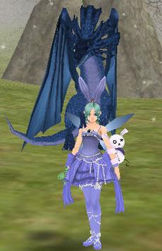 青い竜27