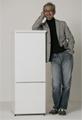 冷蔵庫と秋田道夫
