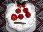 サティクリスマスケーキ