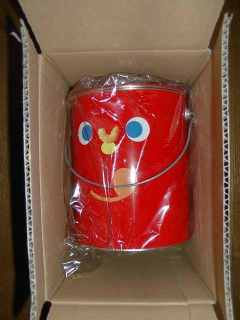 キャラメルコーン缶