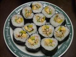 1月24日寿司