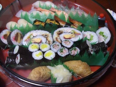 2月4日寿司