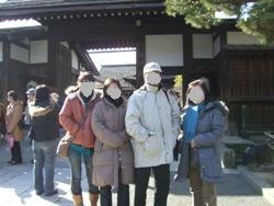 2月8日飛騨陣屋