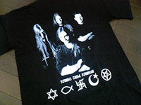 CARCASS  Heart Works T-シャツ 裏