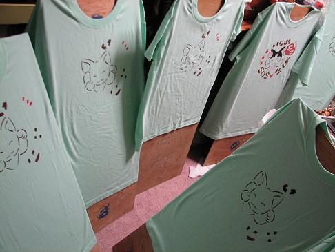 うめTシャツ 001