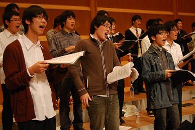 【第63回定期演奏会】リハーサルの様子3