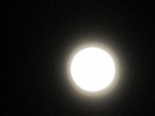 今宵の月は。。。